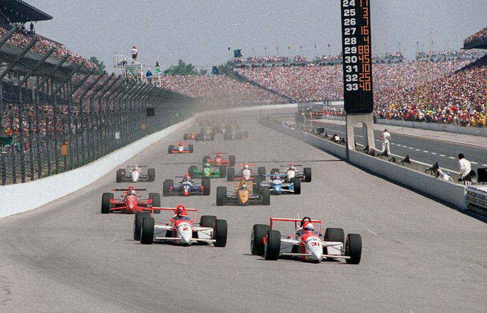 Indy-500 гонки