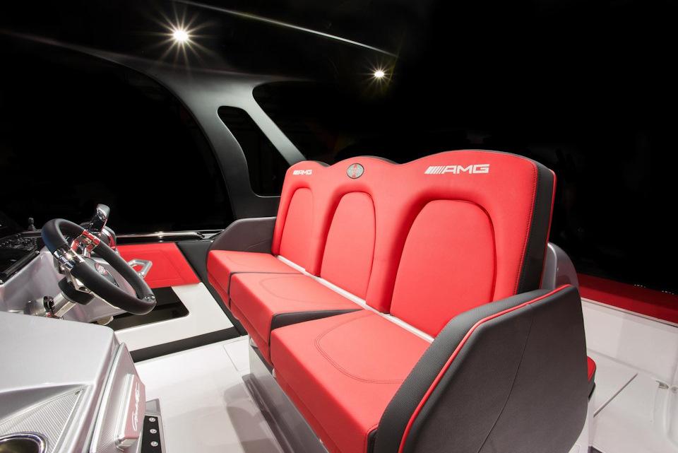 сидения 41' AMG Carbon Edition