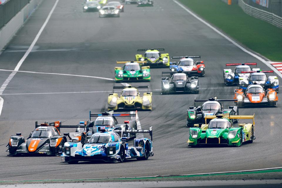 G-Drive Racing старт