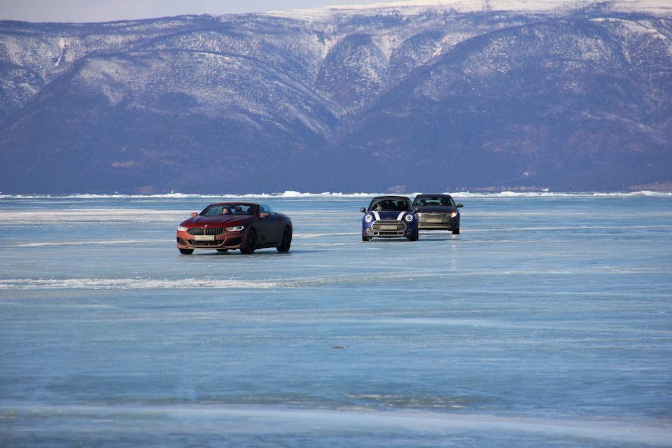 тачки на льду