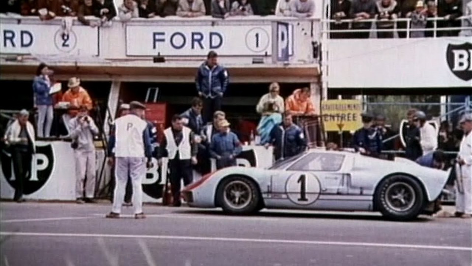 форд в гонках