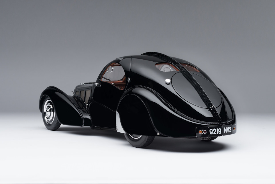 фото Bugatti Type 57 SC Atlantic