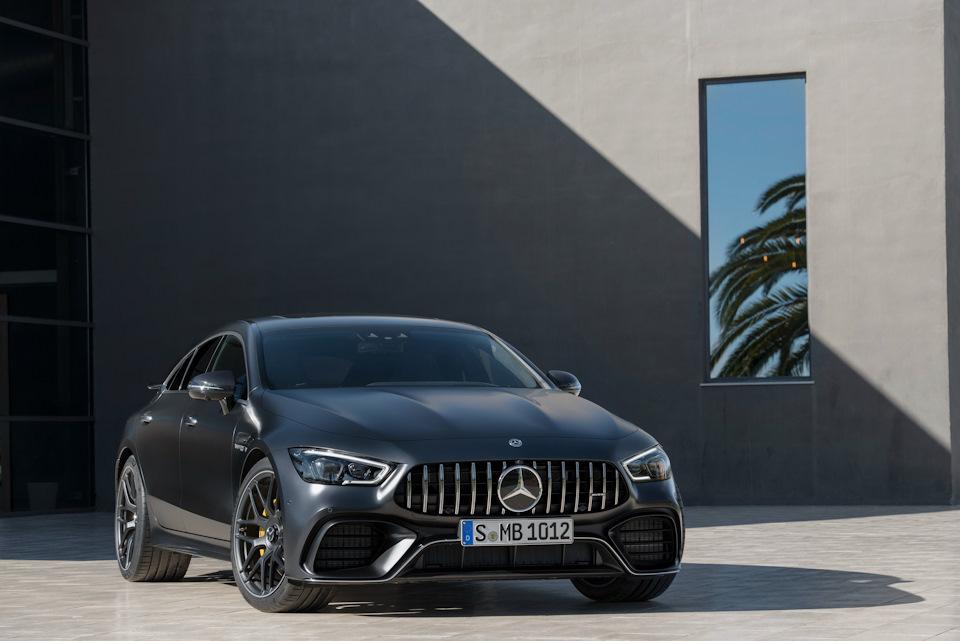 авто Mercedes-AMG