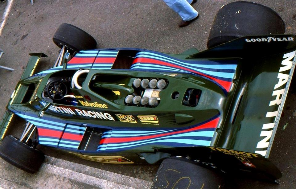 Lotus 80 оказался чересчур амбициозным проектом