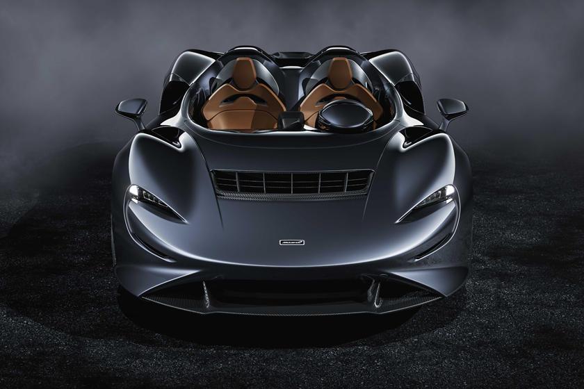 McLaren Elva спереди