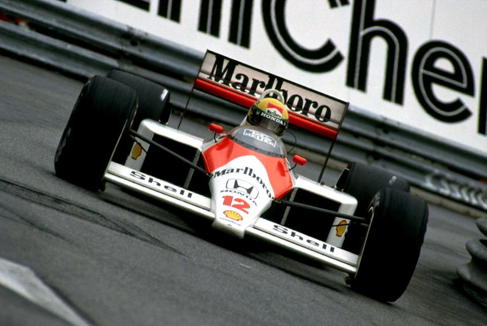 McLaren MP4/4 Honda