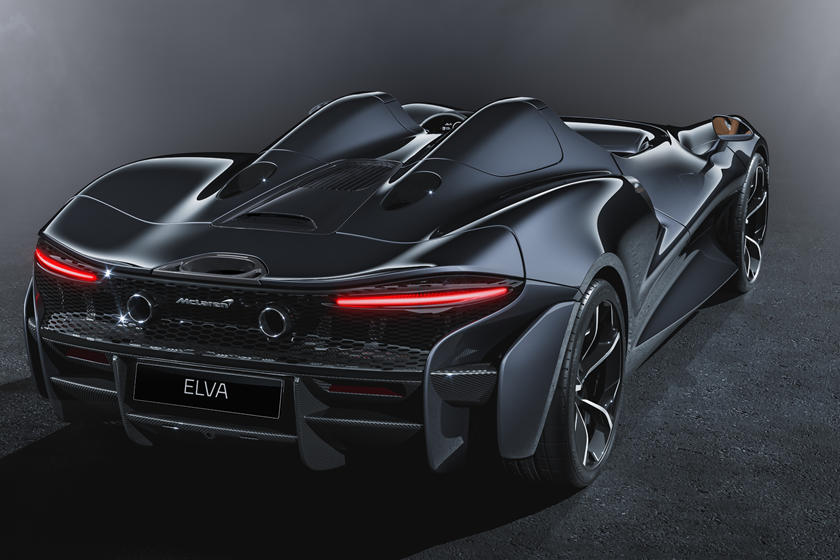 фото McLaren Elva