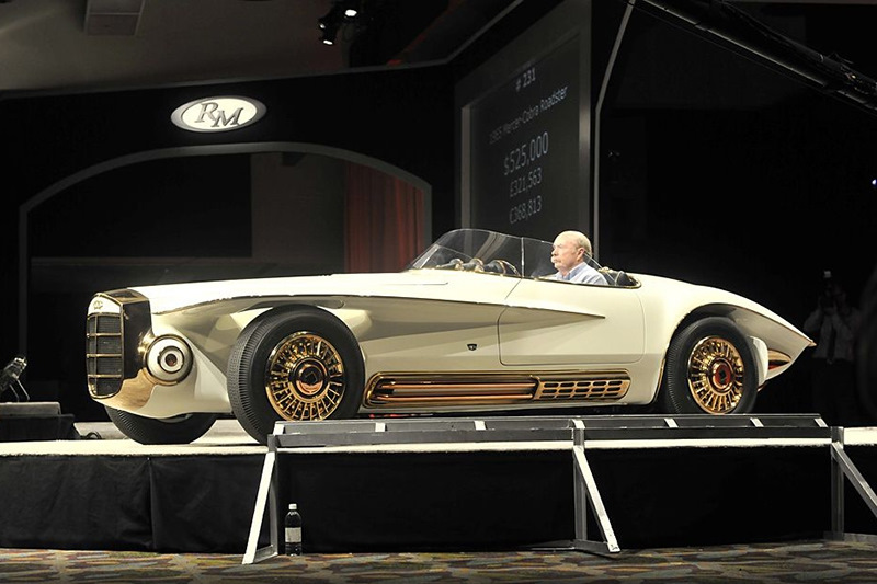 фото Mercer Cobra на аукционе