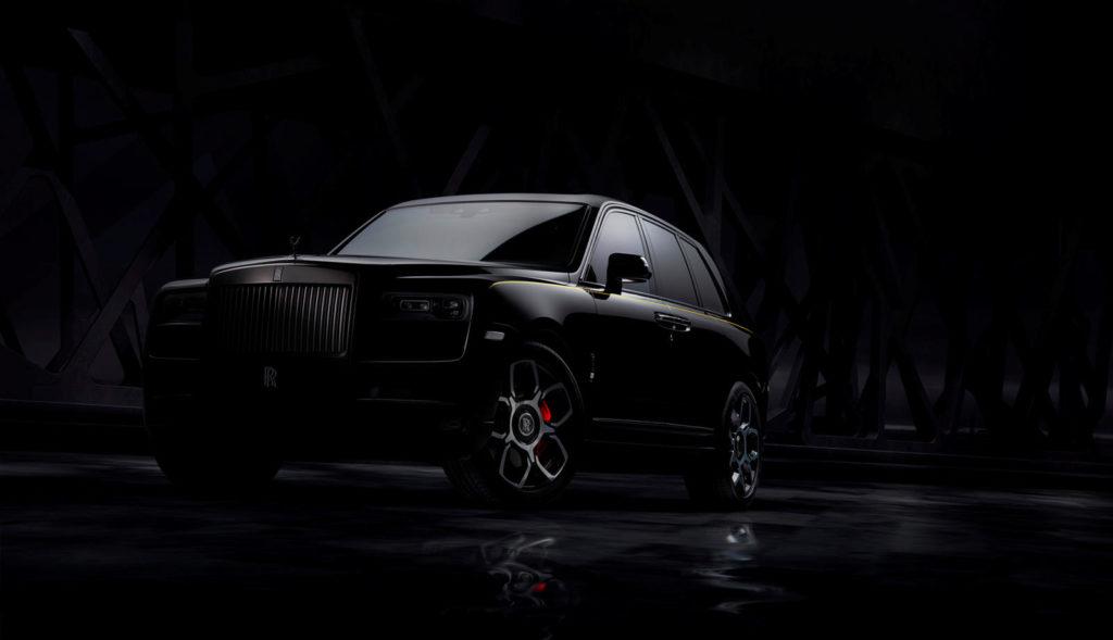 Rolls-Royce Cullinan Black Badge - новый уровень излишеств