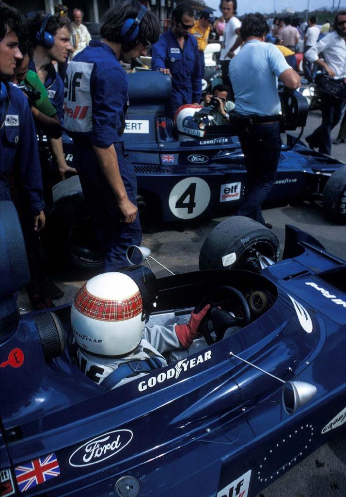 болиды Tyrrell