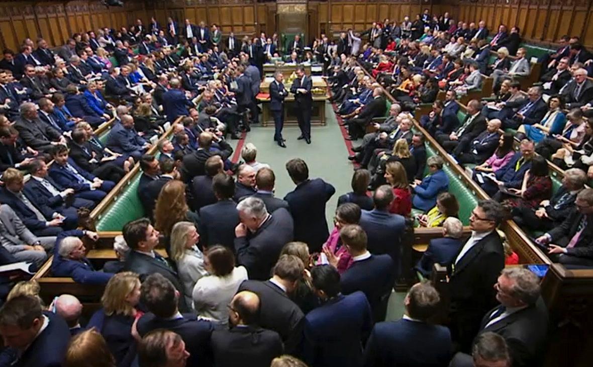 законопроект о Brexit
