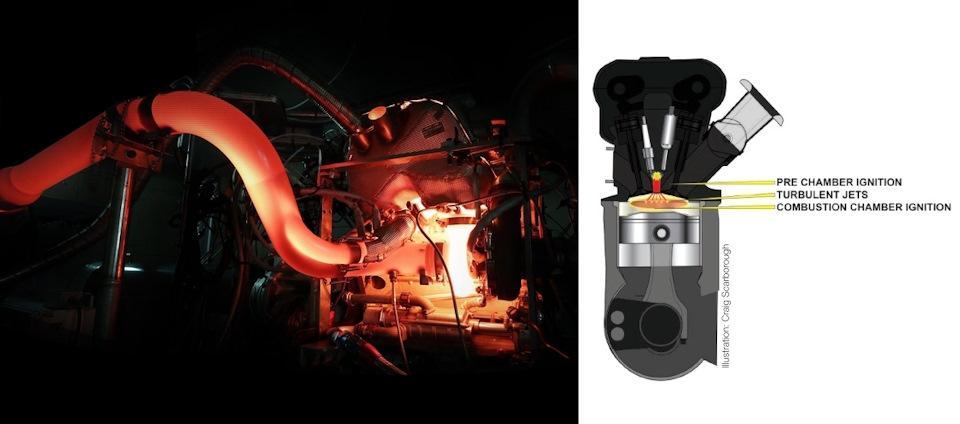 двигатель Nissan NR20A
