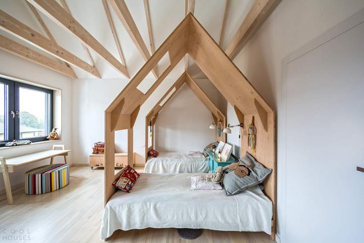 детская комната в частном доме