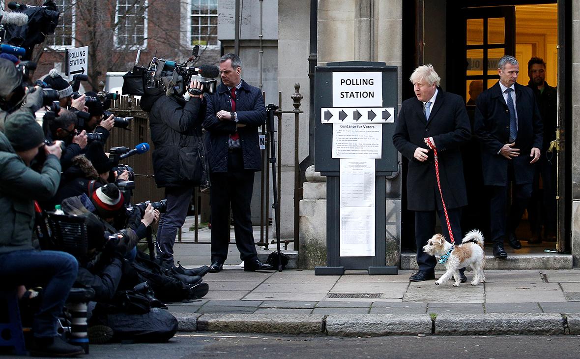 Выборы парламента