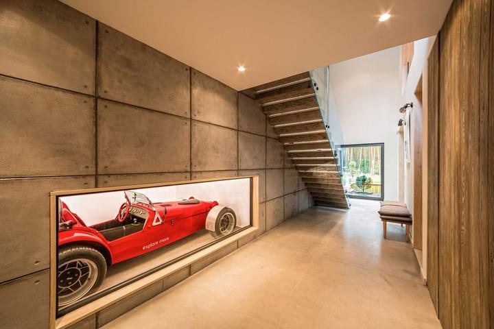интересные дизайнерские решения в доме