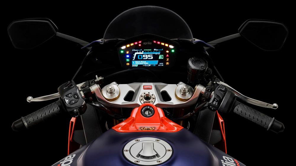 приборка Aprilia RS 660