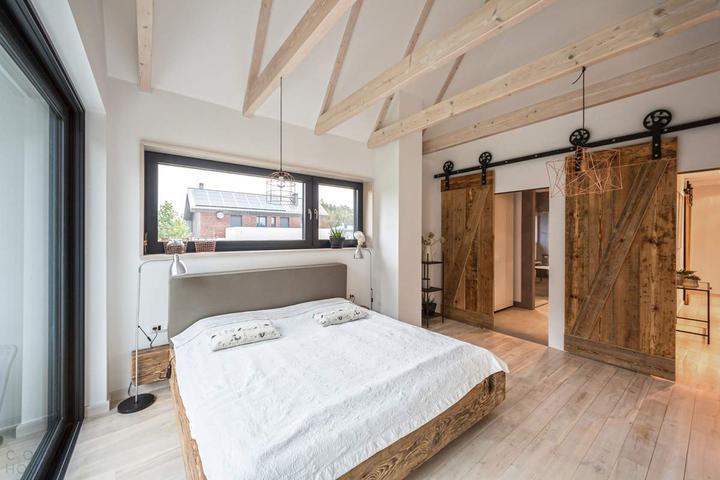 уютная спальная комната