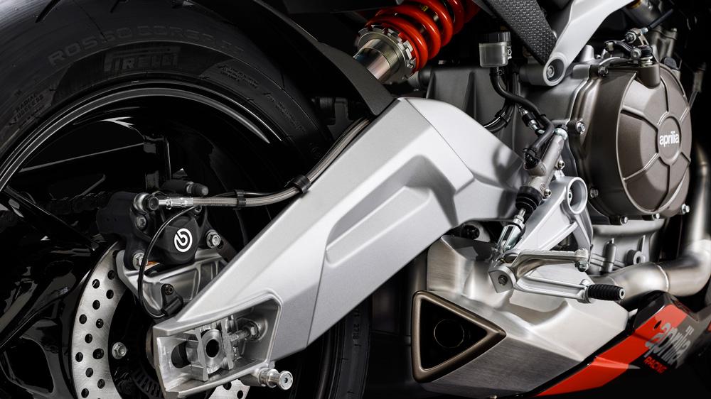 техника Aprilia RS 660
