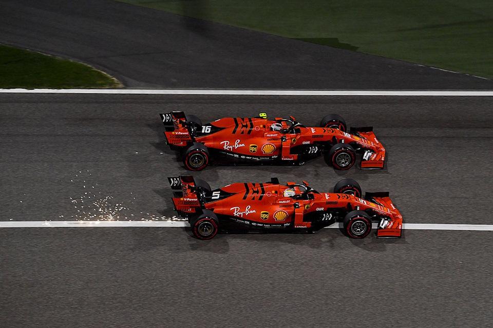 Десять рекордов F1