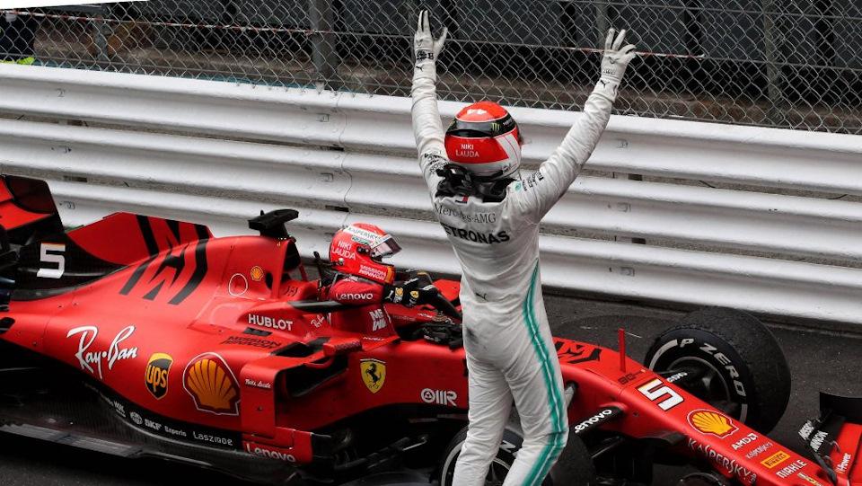 Горячие слухи вокруг Ferrari