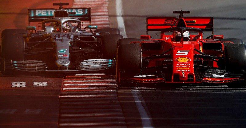 Хэмилтон контракт с Ferrari