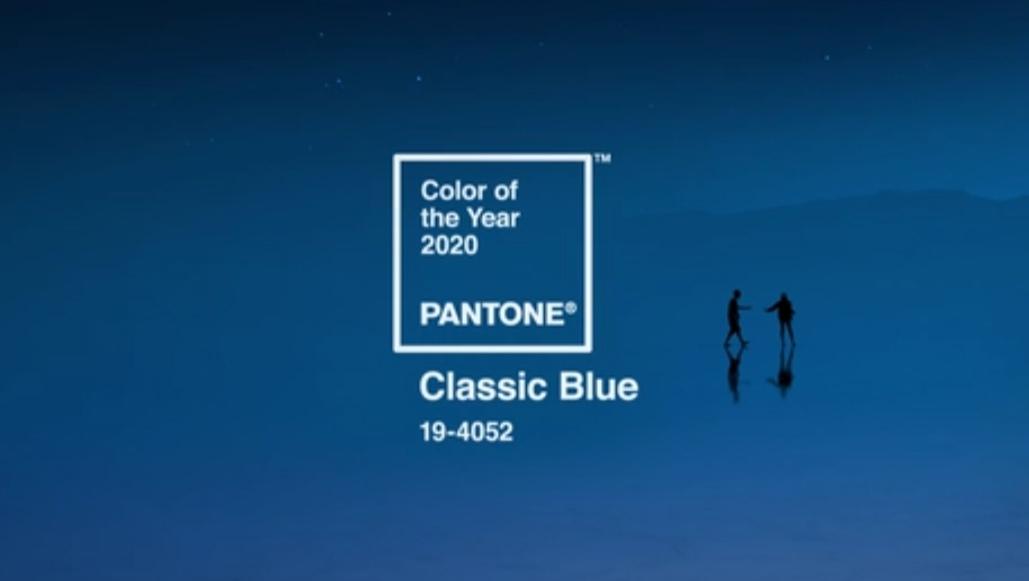 цвет 2020