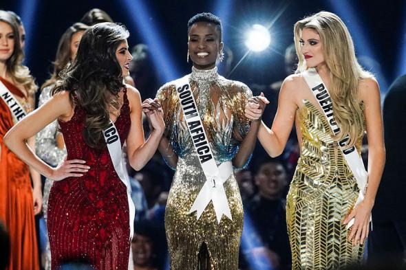 финал Мисс Вселенная - 2019