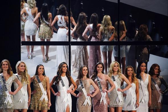 фото Мисс Вселенная - 2019