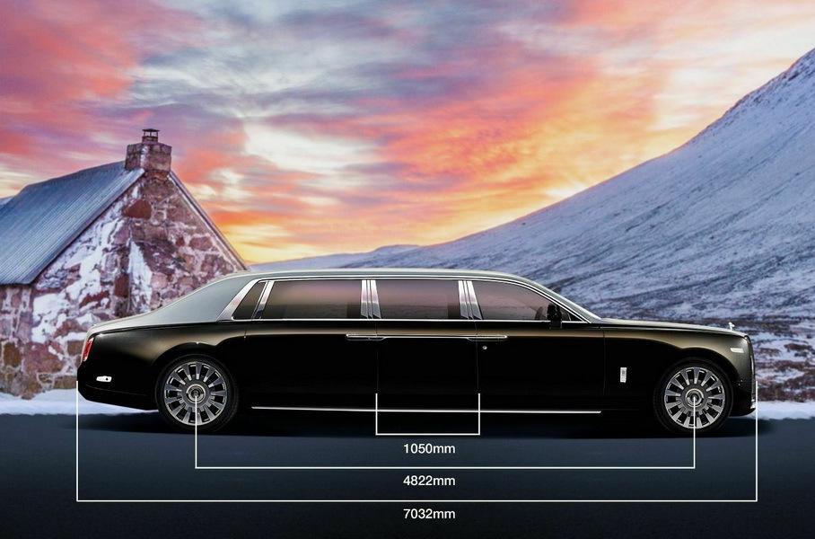 Rolls-Royce Phantom фото