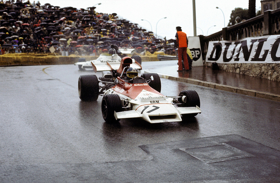 Гран При Монако 1972 года