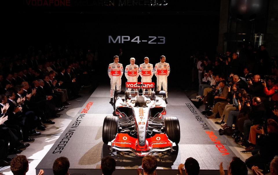 Презентация McLaren