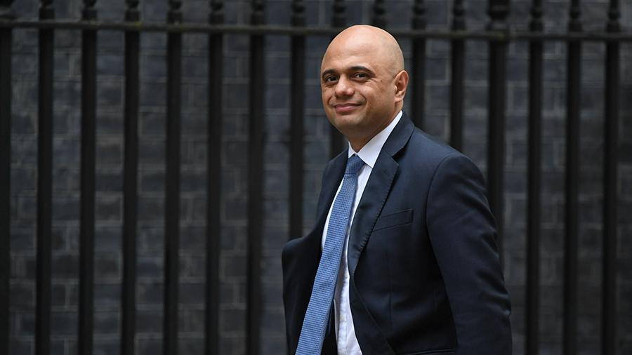 Министр финансов Британии
