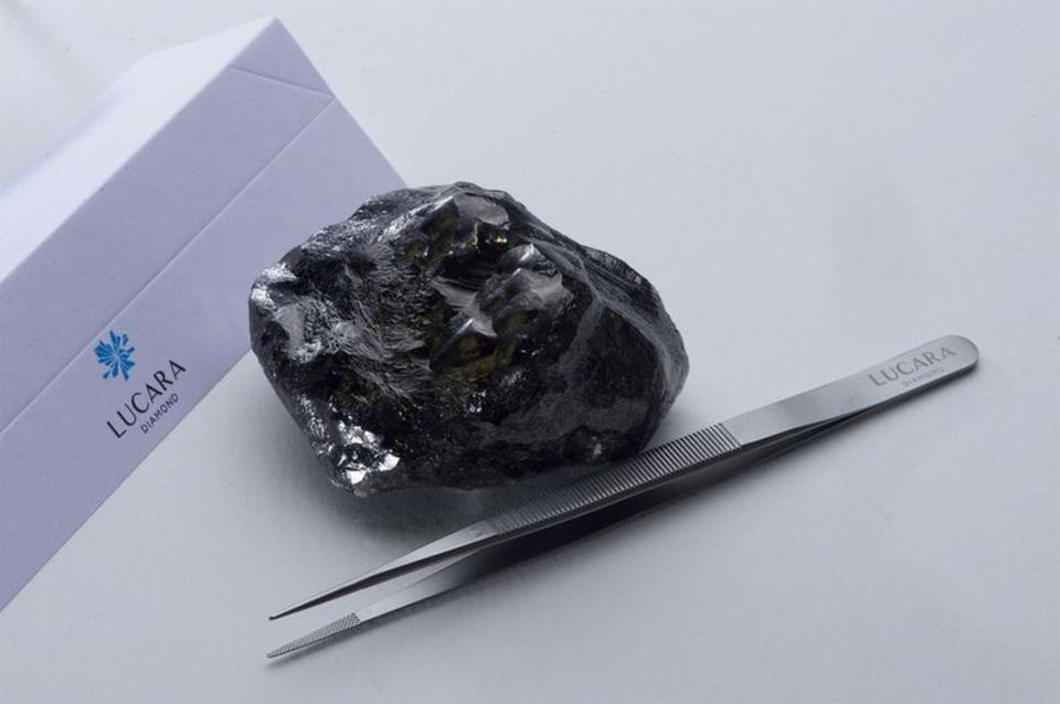 Крупнейший Алмаз Sewelo