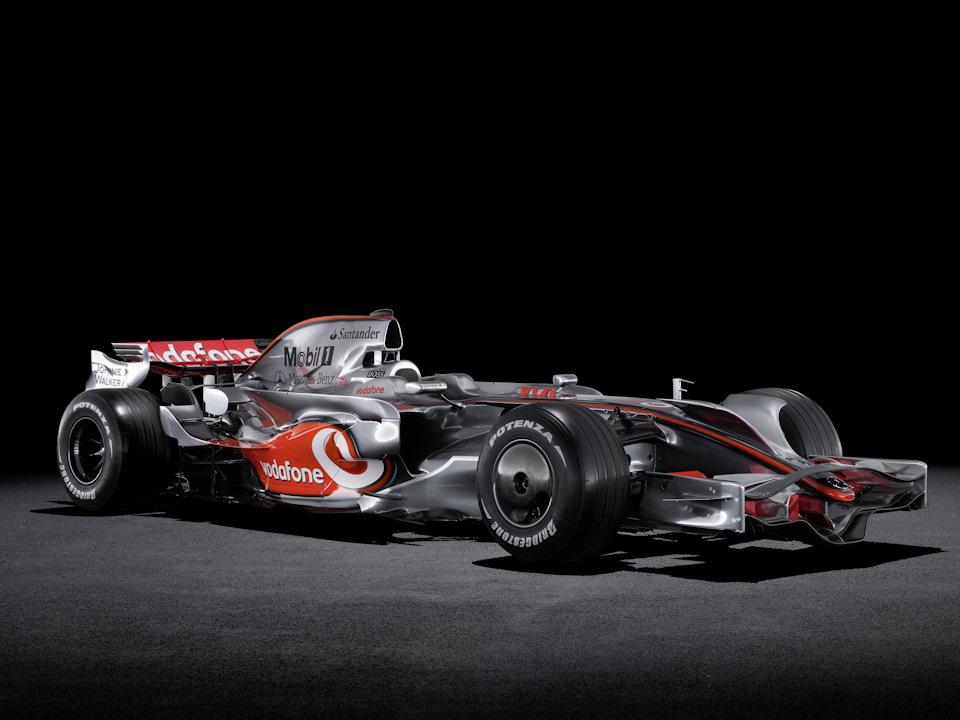 McLaren MP4/23 Mercedes