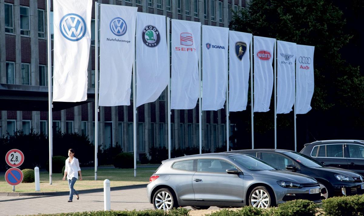 Volkswagen остался мировым лидером