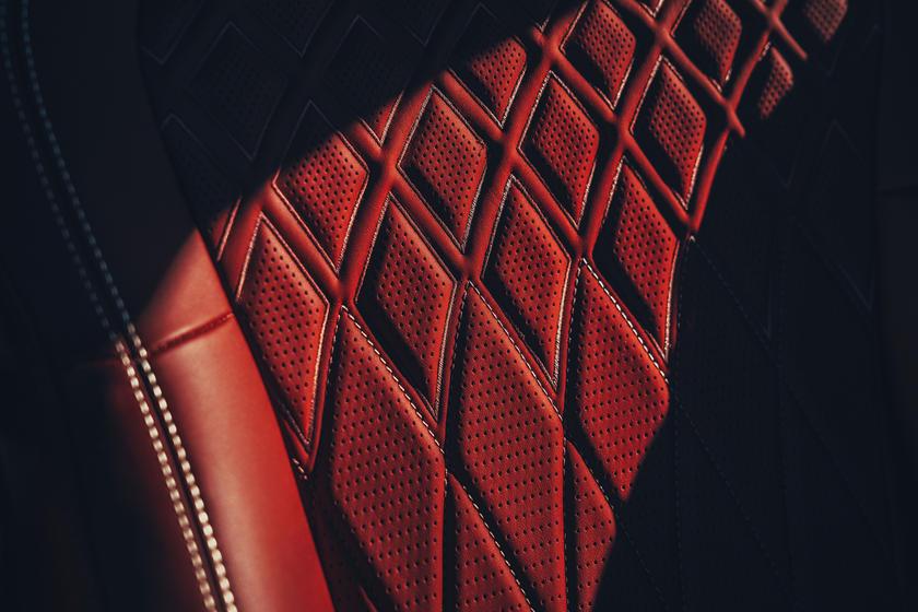 кожа Bentley Flying Spur
