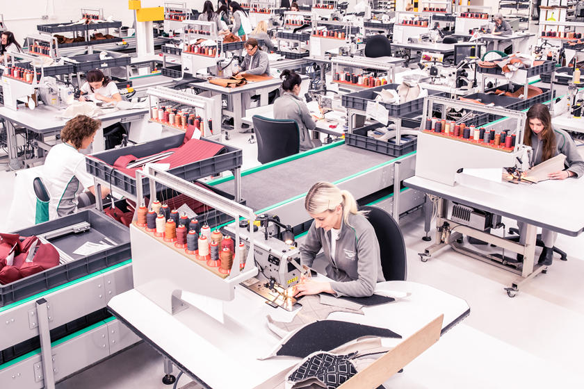 производство и пошив