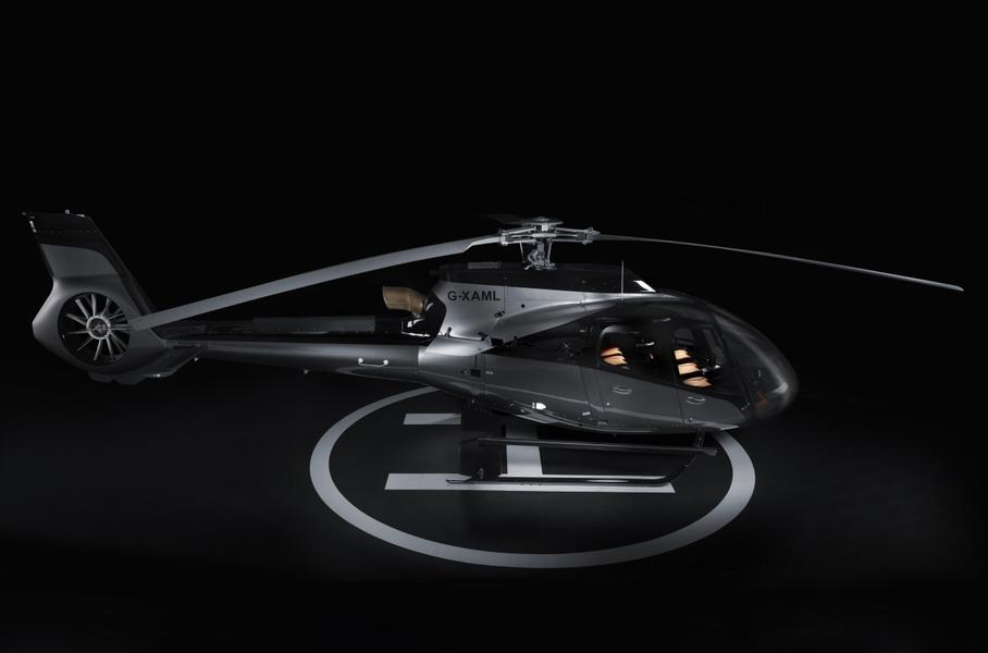 вертолёт Aston Martin Edition