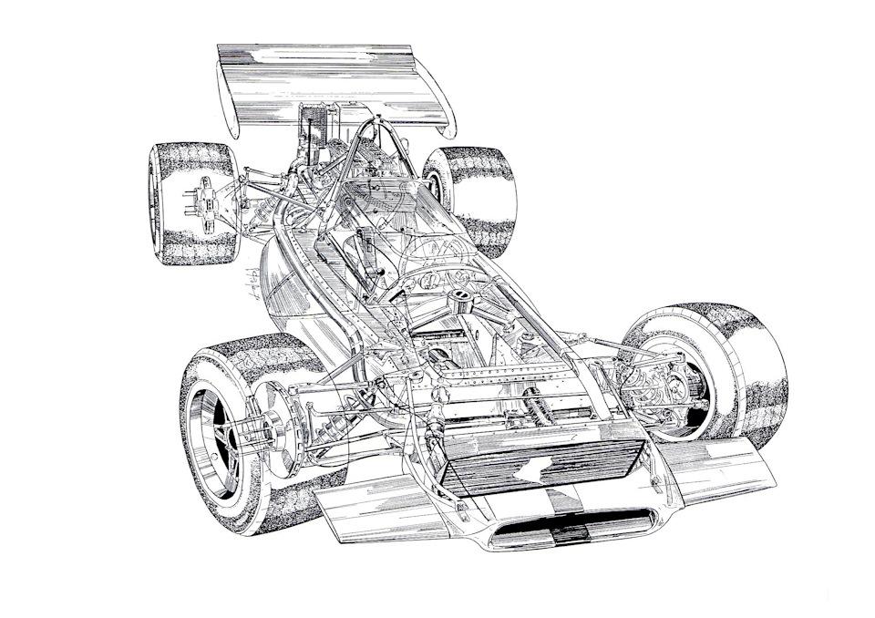 BRM P153 схема