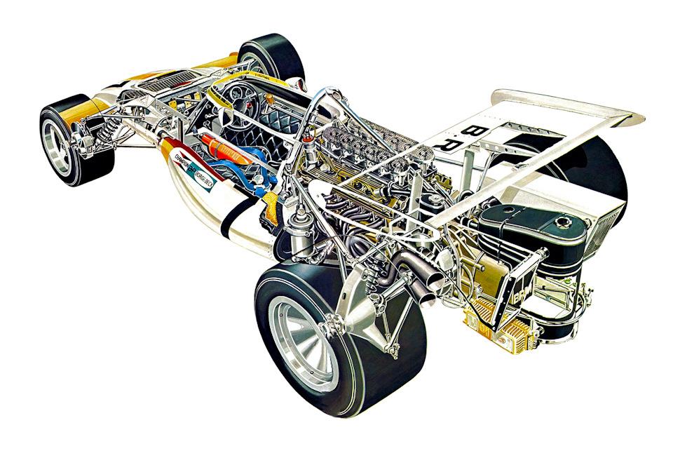 BRM P160 схема