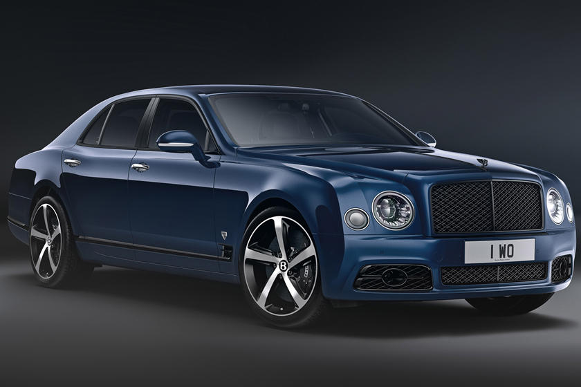 фото Bentley Mulsanne 6.75 Edition Mulliner
