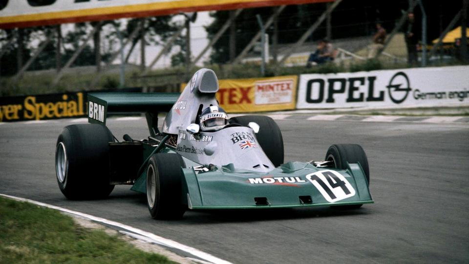P201 – лебединая песня BRM в Формуле-1