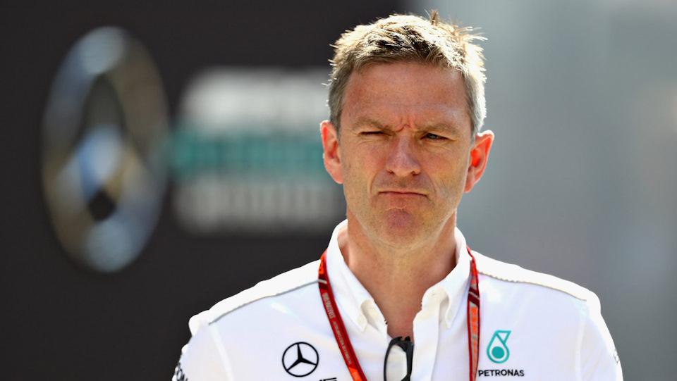 Джеймс Эллисон — технический директор Mercedes F1