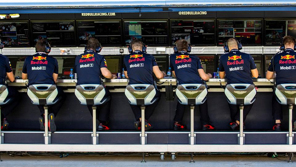 Команда Red Bull