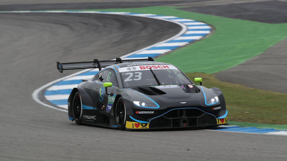 Aston Martin в гонках