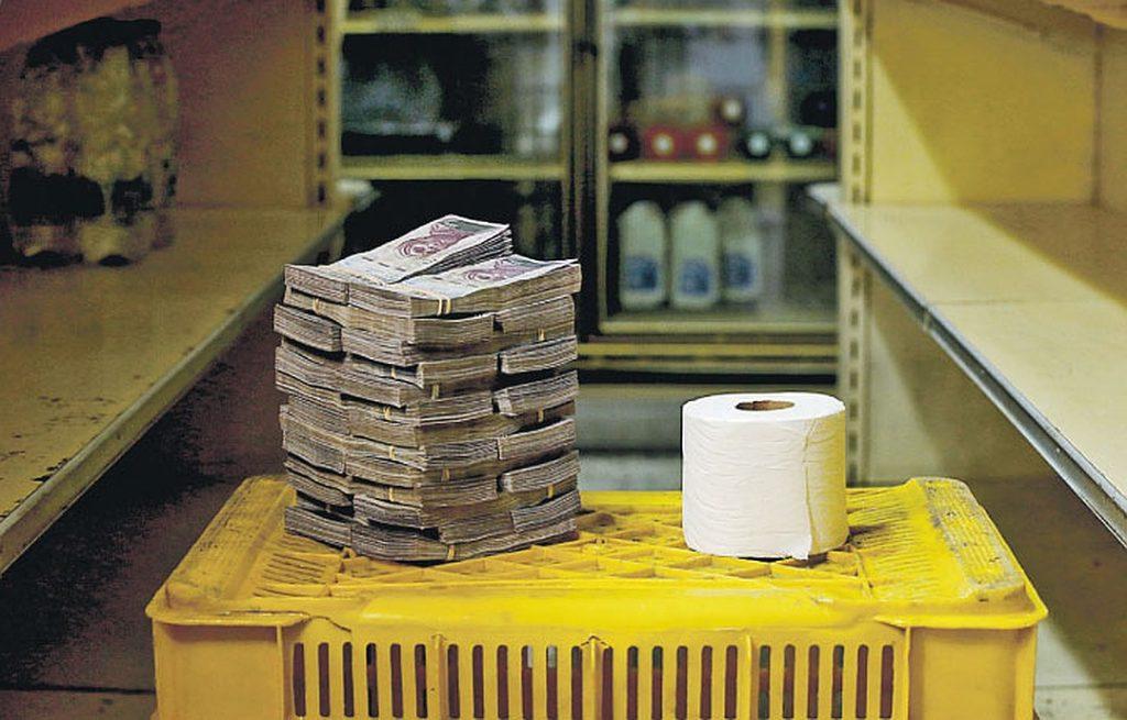 Россия по заказу Венесуэлы напечатает боливары