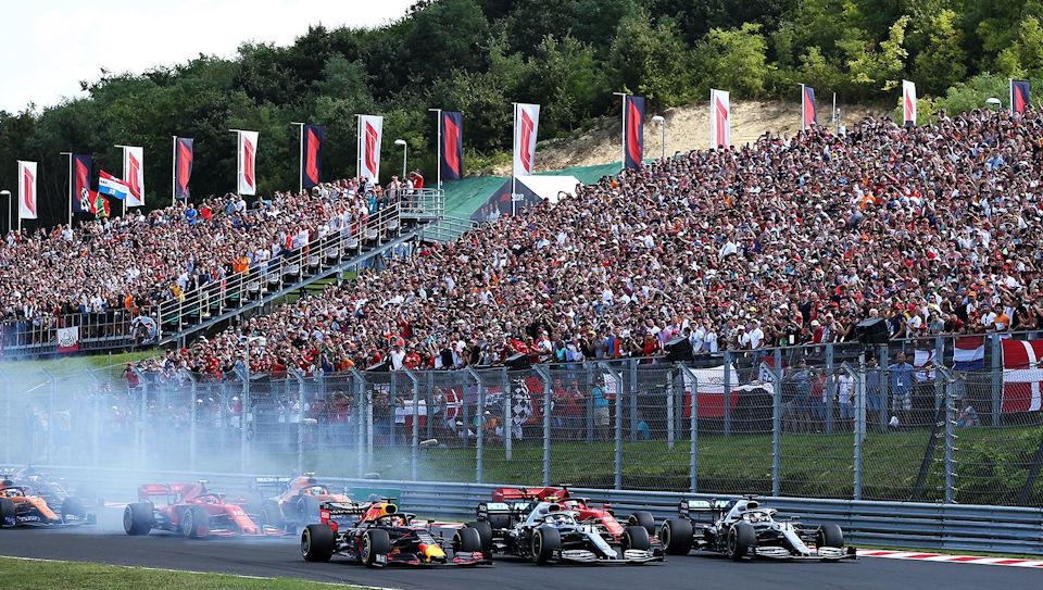Победа Mercedes во время Гран-при Венгрии — во многом результат грамотной стратегии