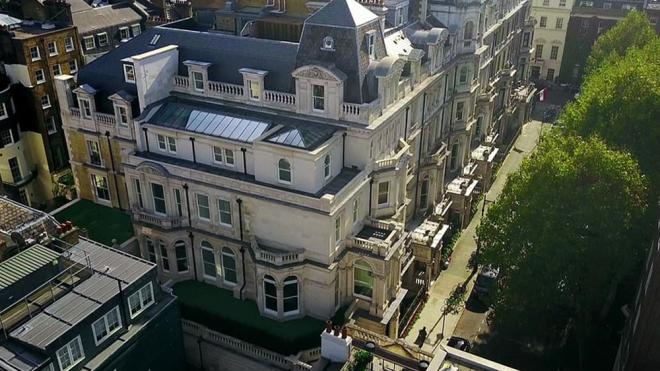 Самый дорогой дом Лондона