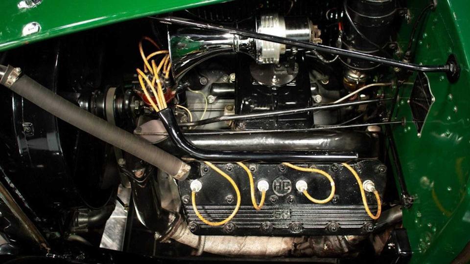 мотор кадилака