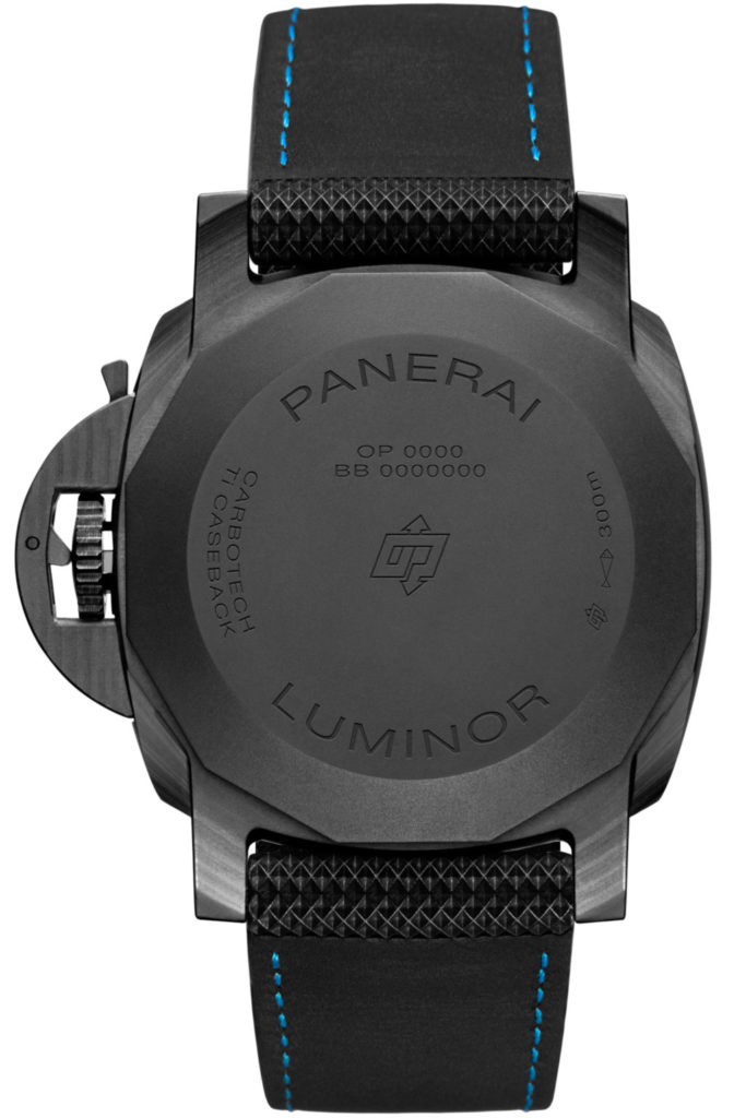 Часы Panerai Luminor Marina Carbotech